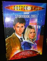 Doctor Who: Storybook 2007 - Hardcover